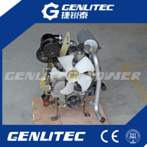 Changchai 3 Cylinder Water Cooled Diesel Engine 23HP pictures & photos