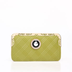 Top Quality PU Wallet Purse (MBNO037130) pictures & photos