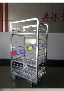 Milk Trolley, Metal Trolley, Logistic Trolley pictures & photos