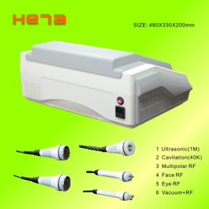 Heta 8 Inch Touch Screen English Portable Body Contouring Equipment H-9010 pictures & photos
