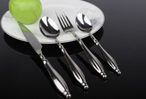 High Quality Stainless Steel Table Ware Cutlery Set No. 100 pictures & photos