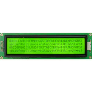 40X4 Stn Character LCD Module (TC4004A-01A)