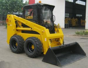 Construction Machinery, Small Loaders, Skid Steer, Bobcat, 95HP, Rated Capacity 1200kg, Skid Steer Loader (JC95)