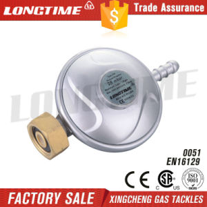 Zinc Alloy LPG Gas Pressure Regulator for Home Use