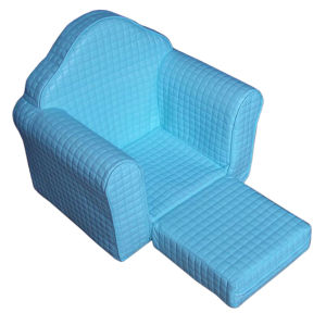 2014 New Design Children Furniture with Ottoman (SXBB-223) pictures & photos