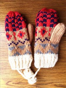Lady Fashion Wool Gloves (JYG-25260) pictures & photos