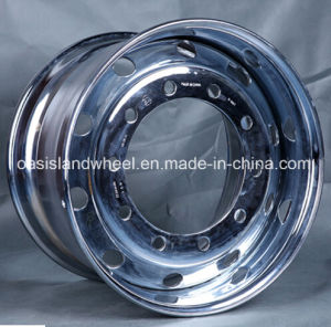 Aluminum Truck Wheels (19.5X6.00) for Semi Truck pictures & photos