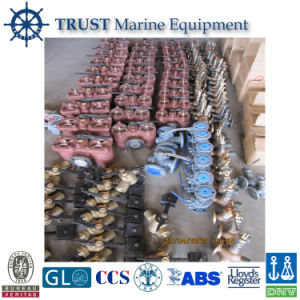 Marine Stainless Steel Ball Valve pictures & photos