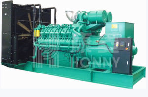 Strong Power Output Googol 1000kw 1250kVA Diesel Generator Set pictures & photos