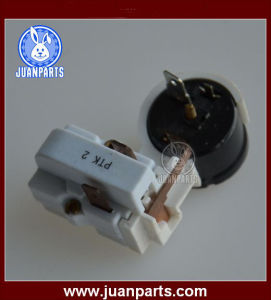 Pd Series Compressor PTC Relay and Overload Protector pictures & photos