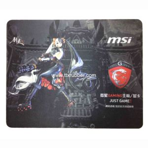 Extra Large Size Rubber Gaming Mouse Pad pictures & photos