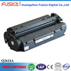 Toner cartridge Q2624A for use in HP LaserJet 1150