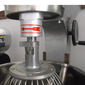 40 Liters Planetary Kneading Mixer in Bakery Equipment with Safety Guard (YL-40I) pictures & photos