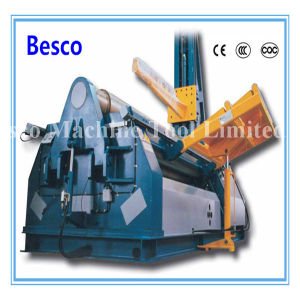 Four Roll Hydraulic Sheet Bender with Dual Pre-Bending pictures & photos