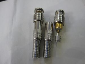 BNC Male with Spring Connector (WITH SCREW) pictures & photos