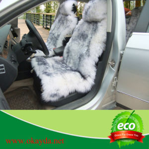 Genuine Fur Car/Auto Seat Cushion Cover Made in China pictures & photos