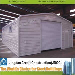 Galvanized Garage Steel Structure Building pictures & photos