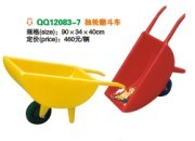 Children Single Wheel Buggy QQ12083-7 pictures & photos