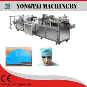 Nonwoven Surgical Doctor Cap Making Machine pictures & photos