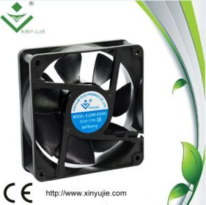 120mm Computer Fan 12V 24V High Speed 120X120X38mm Cooling Fan pictures & photos