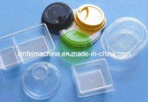 Automatic Plastic Tray Thermoforming Machine (FSC-350)