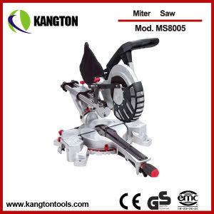 1950W 10inch Sliding Compound Miter Saw pictures & photos