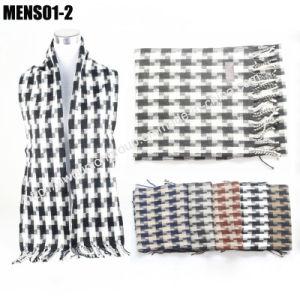 Fashion Men′s Winter Scarf (MENS01-2)
