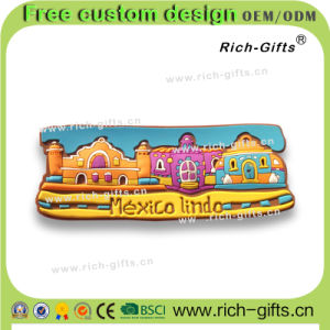 Promotion Gifts for Mexico Cartoon Fridge Magnets PVC Rubber (RC-MO)