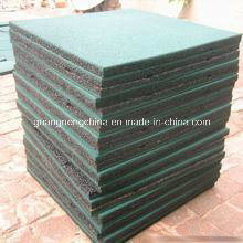 Playground Rubber Floor Tile Indoor Rubber Tile Outdoor Rubber Tile Playground Rubber Flooring pictures & photos