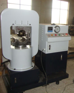 Wire Rope Crimping Pressing Machine