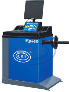 Intelligent Wheel Balancer Wld-R-262 (microprocessor with self-test function and LCD display) pictures & photos