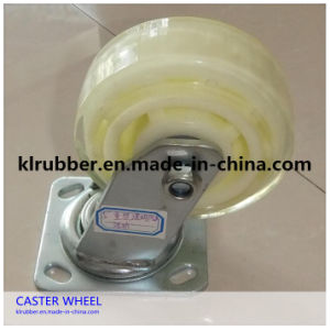 Good Quality Nylon Heavy Duty Swivel Castor Wheels pictures & photos