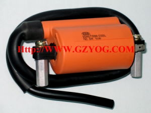 Yog Motorcycle Electric Spare Parts Coil Comp Ignition Suzuki Gn-125 GS125 pictures & photos