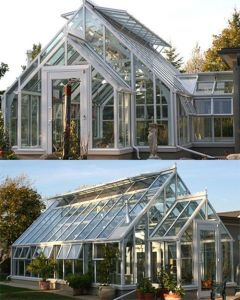 Sunshine House with Double Glazing and Aluminium Alloy Structure (TS+608) pictures & photos