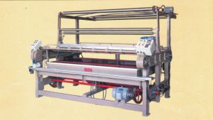 Automatic Fabric Plaiting Machine
