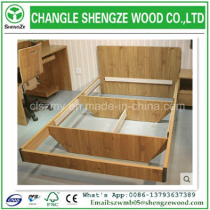 Hot Sale Latest Wooden Single Bed Designs pictures & photos