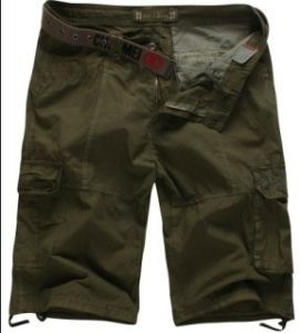 Men′s Fashion High Qullity Summer Cargo Shorts pictures & photos
