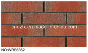 Terracotta Shaded Colour Brick Tile