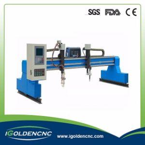1325 Plasma Cutting and CNC Flame Cutting Machine