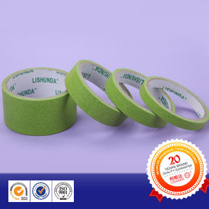 Economy General Purpose Masking Tape Crepe Paper Tape pictures & photos