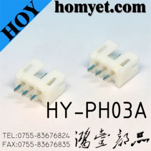 Long Life 3 Pins FPC Connector (HY-pH03A) pictures & photos