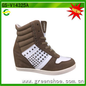 New Arrival Fashion Lady Sport Shoes pictures & photos