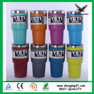 Double Wall Cheap Wide Mouth Stainless Steel Tumbler pictures & photos