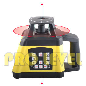 Automatic Leveling High Precision Rotary Laser Level (SRE203-X) pictures & photos