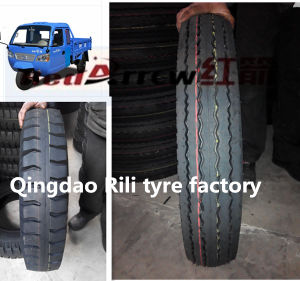 325-16/ 375-19/ 600-15 /700-16 /825-16 Good Quality Cargo Tricycle Tire/Freight Tricycle Tire, Heavy Duty Tricycle Tire pictures & photos
