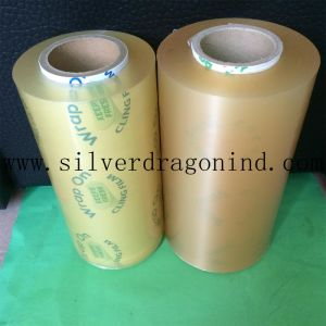High Quality PVC Cling Film for Hand Use pictures & photos