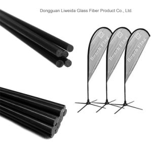 Corrosion Resistance and Durable Carbon Fiber Bar/Rod