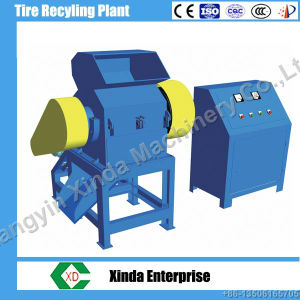Waste Tyres Coarse Crusher Automatic Tyre Recycling Plant pictures & photos