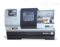 CNC Lathe Turning Machine (CK6150, spindle hole 80) pictures & photos