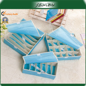 Hot Sale Folding Simple Promotion Square Storage Bag pictures & photos